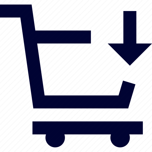 Bag, cart, ecommerce, inside to cart, shop, shopping icon - Download on Iconfinder