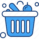 basket, cart, sale, shopping