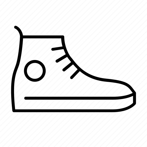 boots, mall, market, retail, shopping, sneakers, store icon