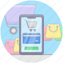 card payment, mobile banking, mobile card, mobile card payment, mobile payment, online payment icon