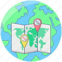 discount location, discount pointer, geolocation, global location, global map icon