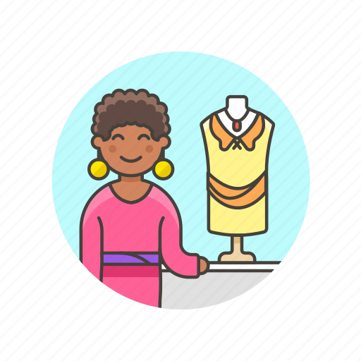 apparel, buy, clothes, dress, shopping, store, woman icon