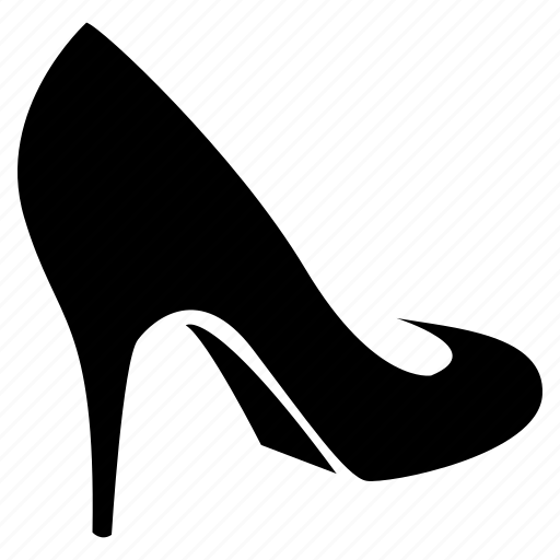 heels, shoes store, shopping, woman, women's shoes icon