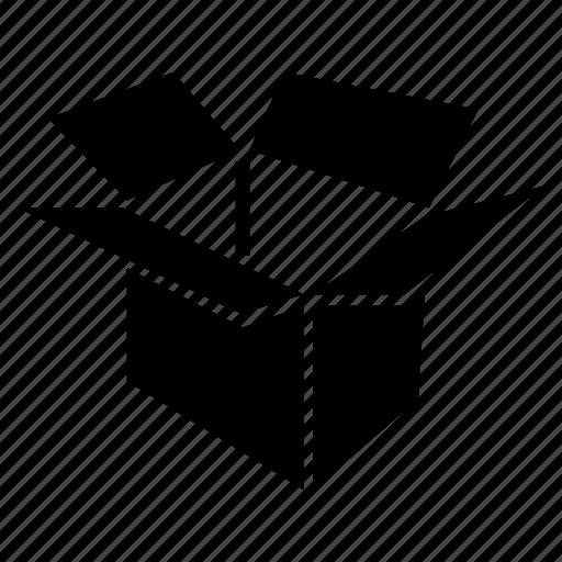 box, dropbox icon