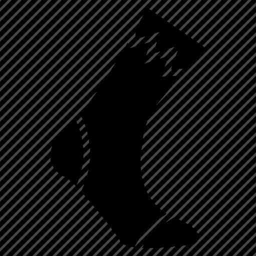 clothing, foot, footwear, garments, socks icon