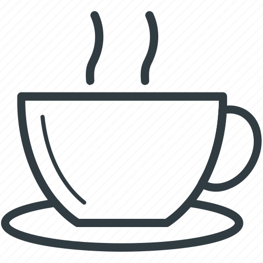 coffee, coffee cup, hot drink, hot tea, tea cup icon