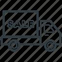 commercial transport, delivery van, distribution, marketing, sale