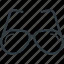 eyeglasses, glasses, goggles, specs, spectacles