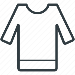 clothes, garment, shirt, sportswear, tee icon