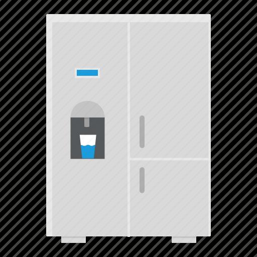 appliance, freezer, fridge, kitchen, refrigerator icon
