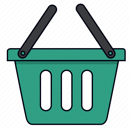 basket, cart, shop, shopping icon