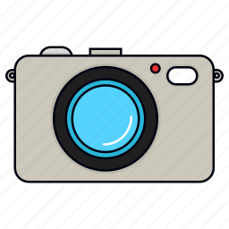 camera, device, digital, dslr, photo, photography icon