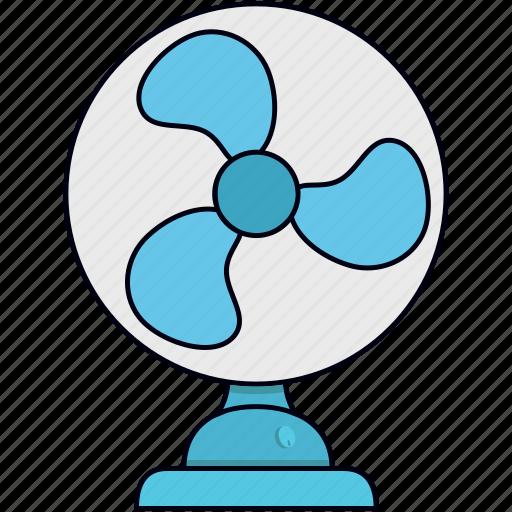 cooler, fan, table fan icon