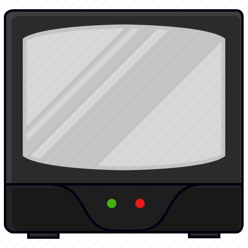 display, monitor, screen, television, tv icon