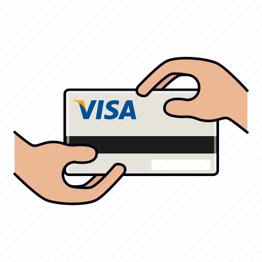 buy, credicard payment, online purchase, shop, shopping, visa card icon