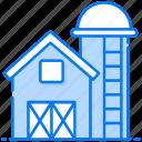 depository, depot, repository, silo, storehouse, storeroom