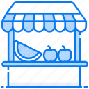 fresh fruits, fruit market, fruits kiosk, fruits shop, fruits stall