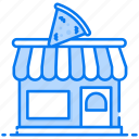 bistro, commercial building, eatery, eating house, fast food, pizza shop, restaurant