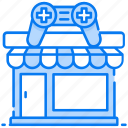 game market, game shop, game store, marketplace, outlet