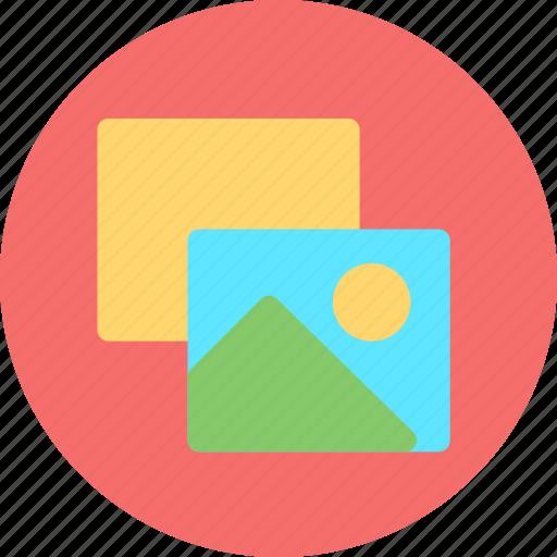 album, gallery, images, photos, pictures icon