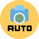 auto shot, camera, shot, shotting icon