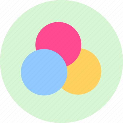 camera, color plate, colors, shot icon