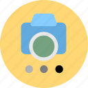 camera, shot, shotting icon