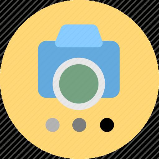 camera, shot, shotting icon