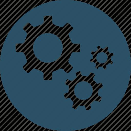 cog, gear, gearwheel, options, preferences, repair tool, settings icon
