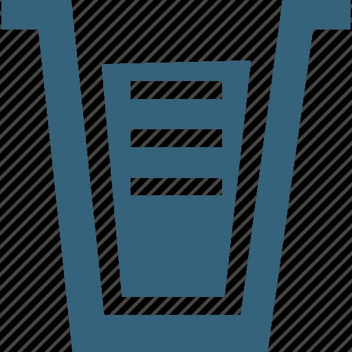 delete, dustbin, junk files, recycle bin, recycling, remove, trash icon