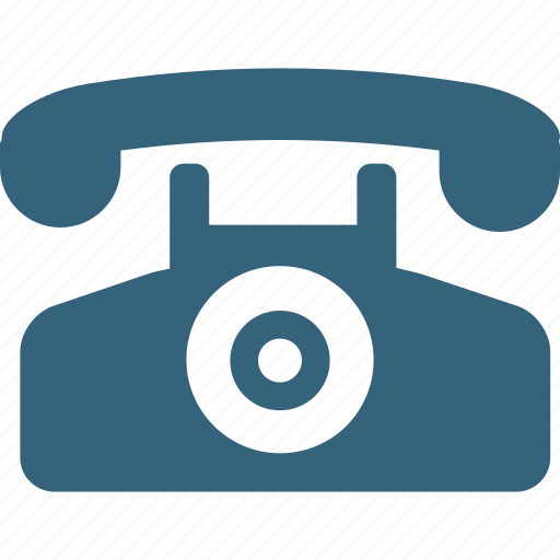 call us, contact us, landline, old phone, phone, retro phone, telephone icon