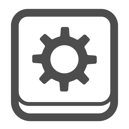 cog, configuration, control, gear, preferences, system icon