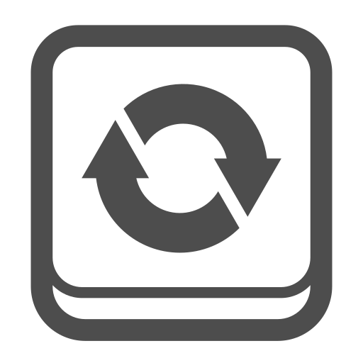 arrows, recycle, refresh, repeat, update icon