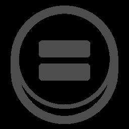 balance, calculator, equal, identical, same icon