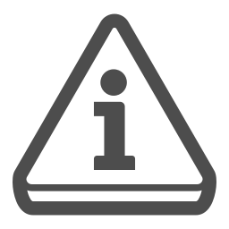 alert, attention, help, information, sign icon