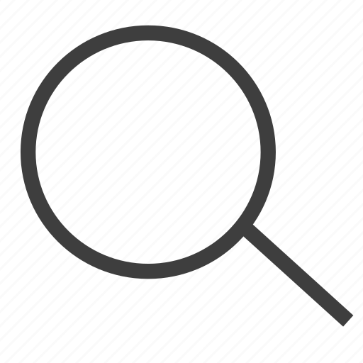 Search, find, glass, magnifier, magnifying, zoom icon - Download on Iconfinder