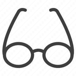 eyeglasses, find, glasses, search, sunglasses, view icon