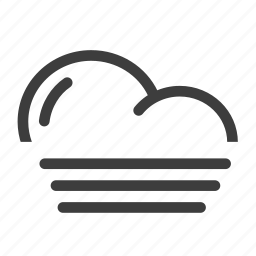 fog, foggy, forecast, weather icon