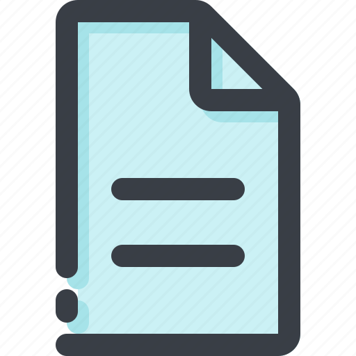 document, file, format, paper, read, sheet, text icon