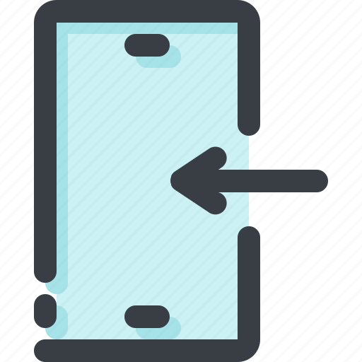 device, download, in, mobile, phone, smartphone, zoom icon