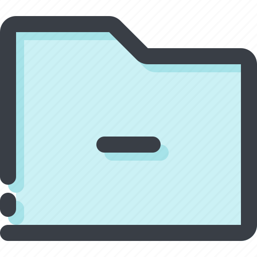 archive, document, extension, file, folder, format, min icon