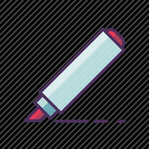 Design, draw, graphic, marker, pen, pencil, write icon - Download on Iconfinder
