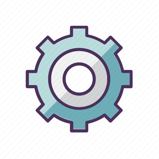 Cog, configuration, control, gear, options, settings, system icon - Download on Iconfinder