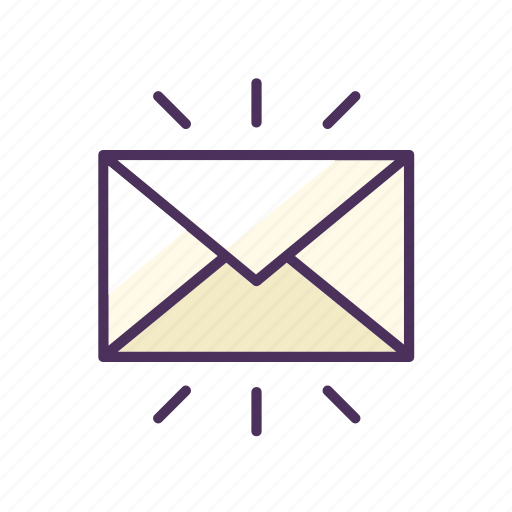 e-mail, email, envelope, inbox, letter, message icon