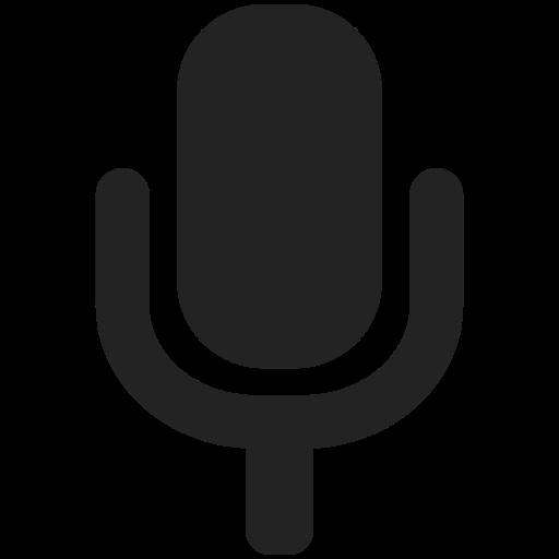 audio, microphone, music, sound, speak, speech icon