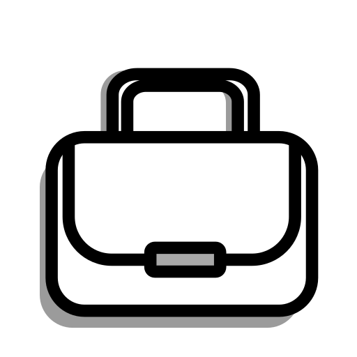 bag, baggage, business, job, office, shopping, suitcase icon