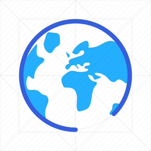 earth, flag, global, globe, map, planet, world icon