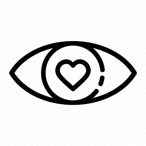 eye, like, show, view icon