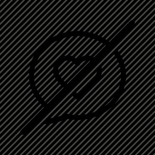 block, favourite, favourites, heart, like, message icon