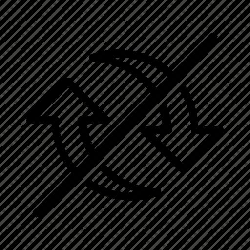 block, reload, replay, restart icon